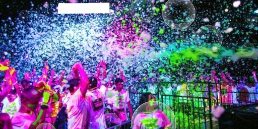 Knoxville Bubble Craze Run
