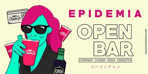 EPIDEMIA - OPEN BAR