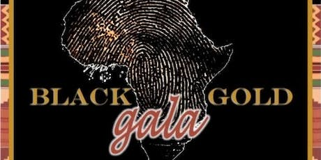 The Re-Education Project presents Black Gold: 2nd Annual Gala tickets