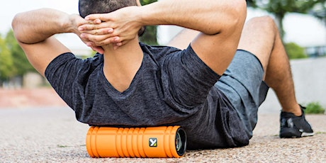 Glandore | How to use a Foam Roller tickets