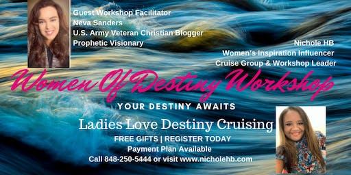 Ladies Cruise Interest Meeting