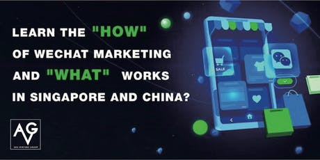 Wechat Marketing Seminar tickets