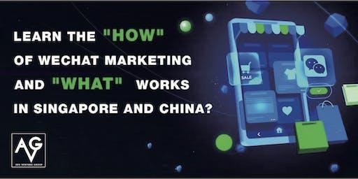 Wechat Marketing Seminar