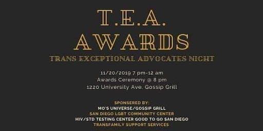 The T.E.A Awards Drag & Art Show