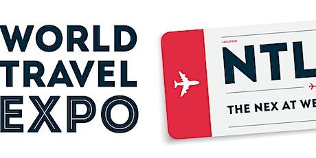 2020 World Travel Expo - Newcastle tickets