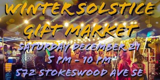 Winter Solstice Gift Market