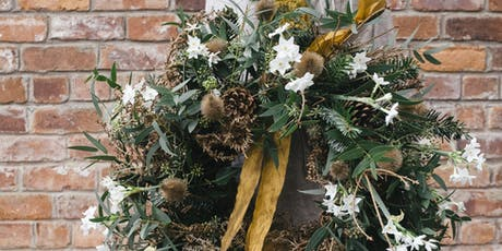 Christmas Wreath Workshop tickets