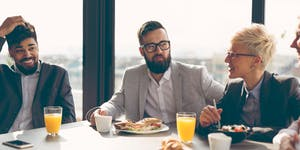 Business and Brunch - (Wakefield)