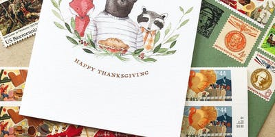 S.F. Correspondence Society | Holiday Letter Writing Social