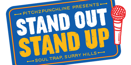 Stand Out Stand Up tickets