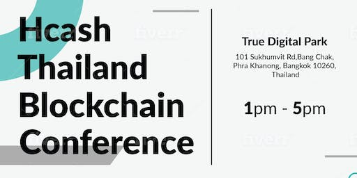 HCash Thailand Blockchain Conference