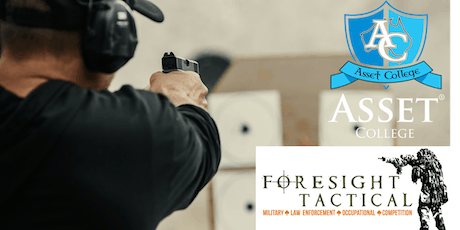 Firearms Safety Category H - Dalby tickets