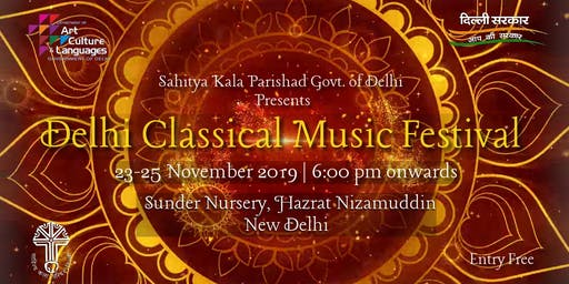 Delhi Classical Music Festival | Entry Free