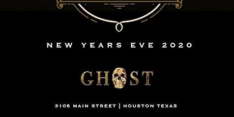MASQUERADE NYE at Ghost Bar & Lounge tickets