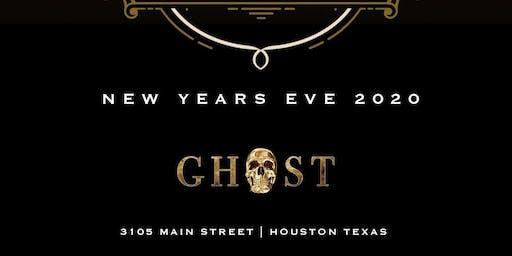 MASQUERADE NYE at Ghost Bar & Lounge