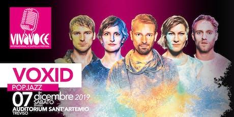 VivaVoce Festival 2019 - l'arte del canto a cappella biglietti