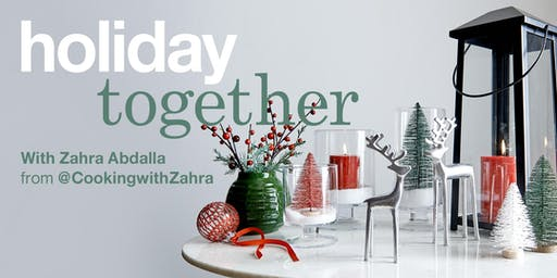 Holiday Together with Zahra Abdalla