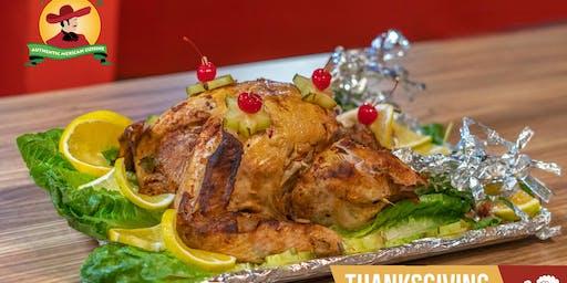 Thanksgiving Dinner Celebration