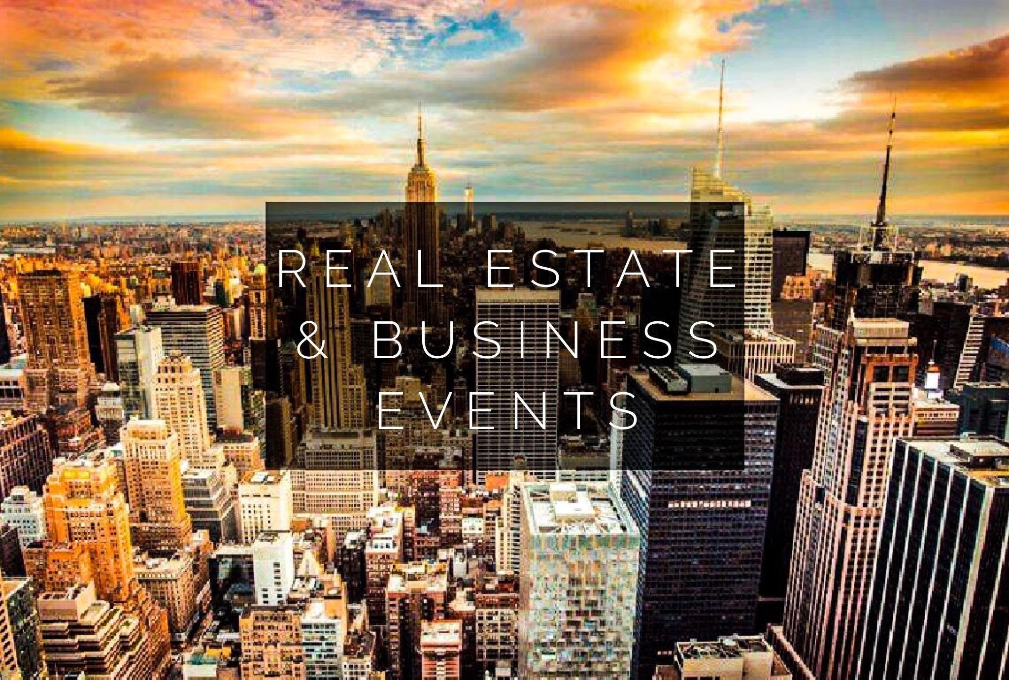 New York, NY  Real Estate & Business Event