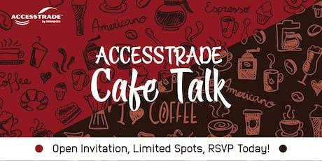 ACCESSTARDE Cafe Talk tickets