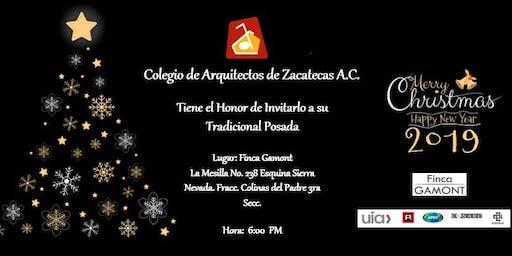 Tradicional Posada del Colegio de Arquitectos de Zacatecas