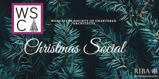 WSCA Christmas Social