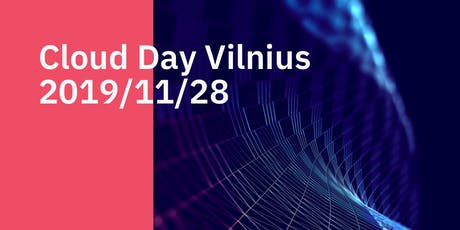 TVG Cloud Day - Vilnius tickets