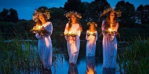 Yuletide Ritual and Lantern Dance at Tryon Farm