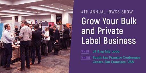 2020 International Bulk Wine and Spirits Show - Exhibitor Registration (San Francisco)