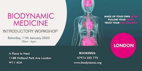 One Day Biodynamic Workshop London tickets