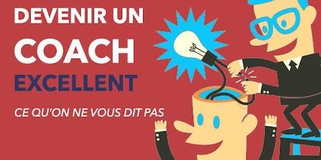 Genève 12/12/2019 - Conférence Devenir un coach d'excellence billets