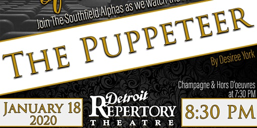 An Evening of The Arts: The Puppeteer
