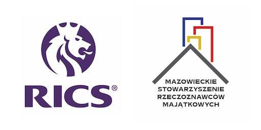 Konferencja RICS oraz MSRM wydarzenie płatne