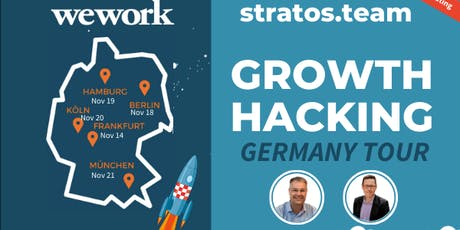 Free Growth Hacking Session - Köln/Cologne  Tickets
