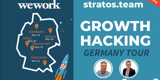 Free Growth Hacking Session - Köln/Cologne