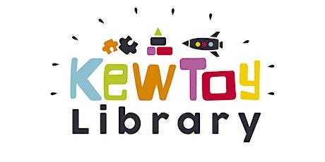 Kew Toy Library  Family Fun Day - Kew Traffic School tickets