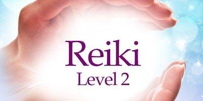 Usui Reiki Level 2 Class