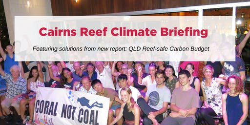 Cairns Reef Climate Science Briefing