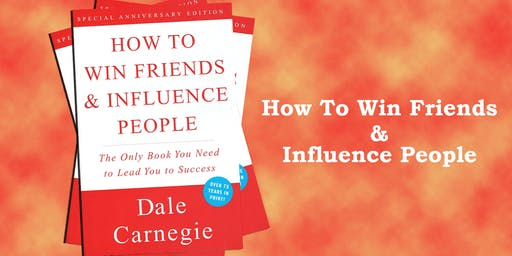 Business Boekenclub event #2: How to win friends and influence people