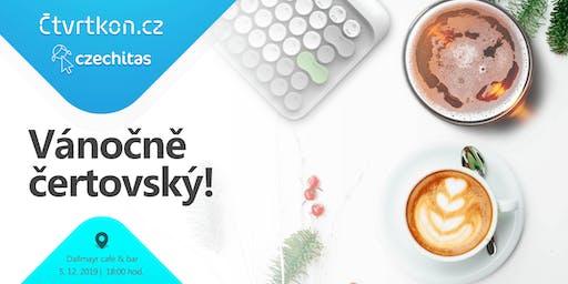 Čtvrtkon #87 - Vánočně čertovský s Czechitas ČB