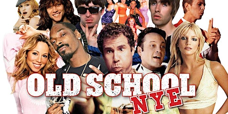 Old School NYE - Outdoors in the Badlands Bar Ivy Garden tickets