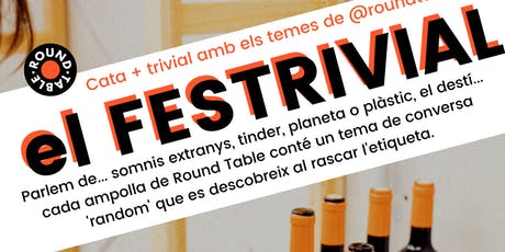 Festrivial Round Table @vinsandco tickets