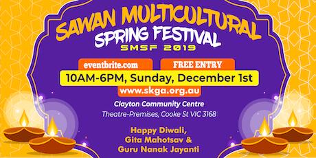 2019 Sawan Multicultural Spring Festival  tickets