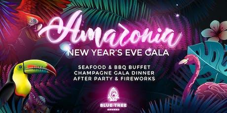 NEW YEAR'S EVE GALA | TREE HOUSE AT BLUE TREE PHUKET tickets