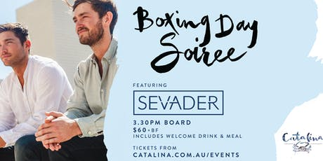 Boxing Day Soiree feat. Sevader tickets