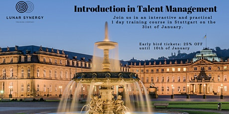 Introduction into Talent Management - Stuttgart tickets