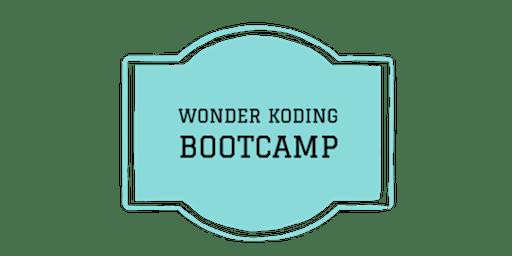 Belajar Koding bersama Wonder Koding