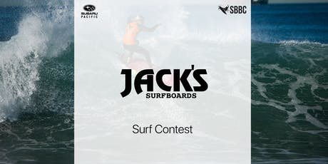 Jacks Surfboards - SBBC Surf Contest tickets