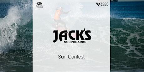 Jacks Surfboards - SBBC Surf Contest tickets