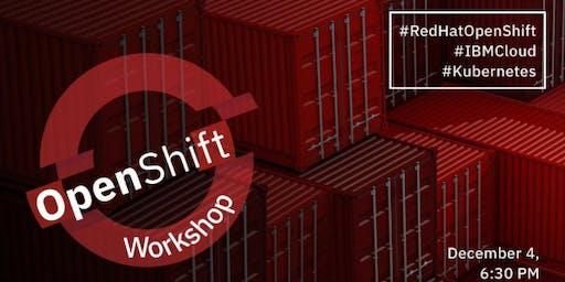 OpenShift on IBM Cloud Workshop